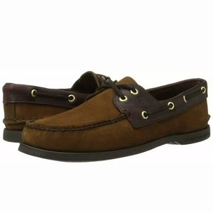 SPERRY Top Sider Moccasin Boat Loafers Shoes 11.5W